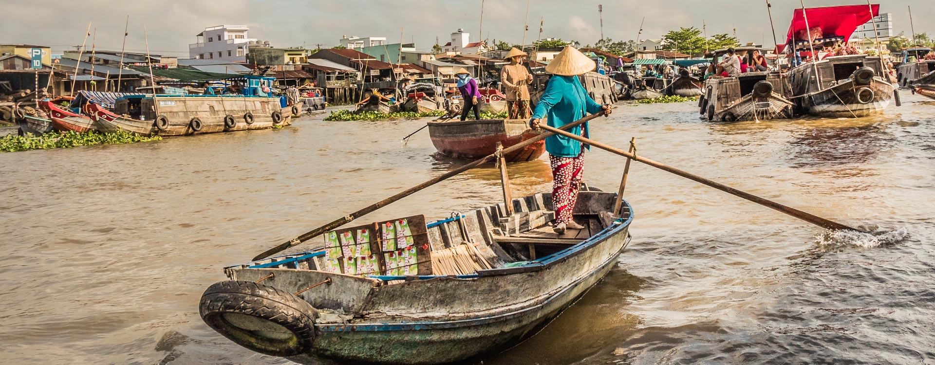 ebike-Tour Vietnam