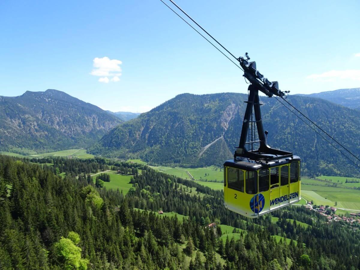 Bayerns Alpen und Seen