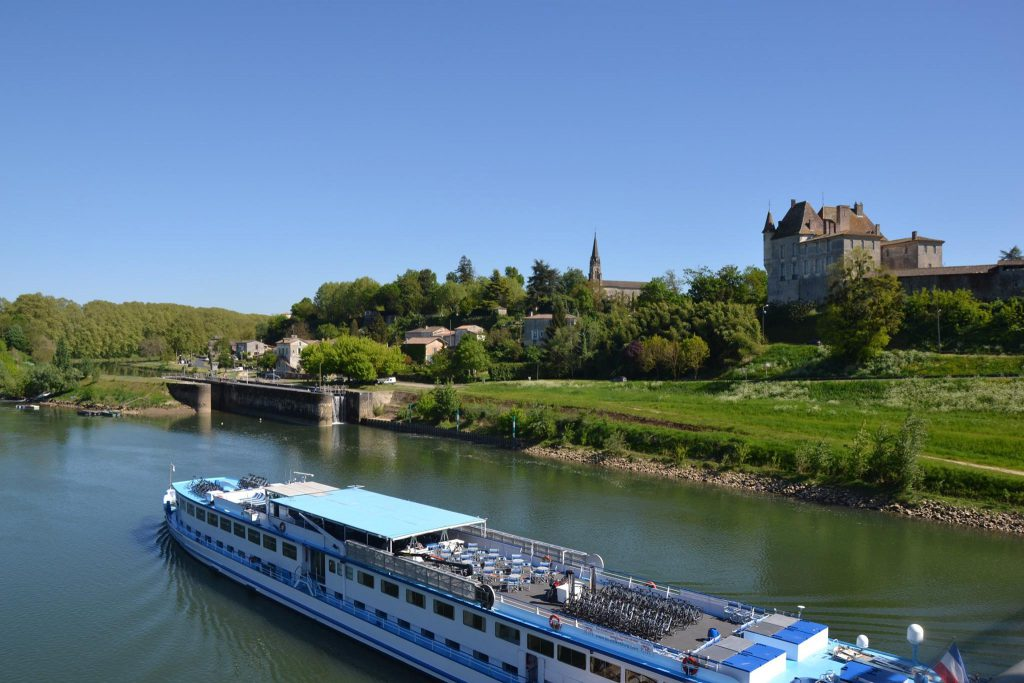 Golfkreuzfahrt Garonne
