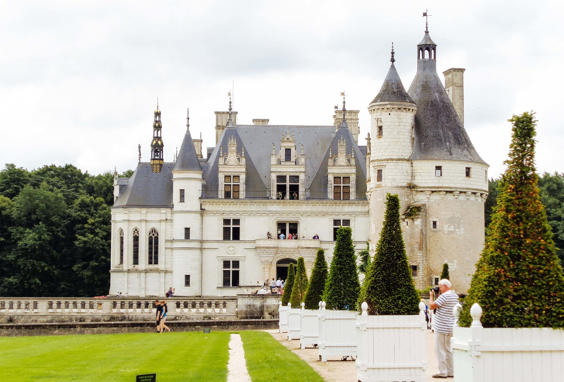 KURZTOUR Schlösser der Loire