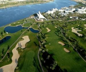 Golfreise ins Park Hyatt Dubai