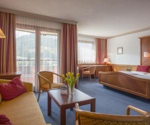 Doppelzimmer Sporthotel Brixen